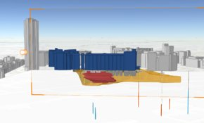 3D Conceptual Site Models for complex soil and subsurface projects