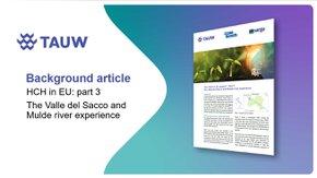 Background article HCH in EU (part 3)