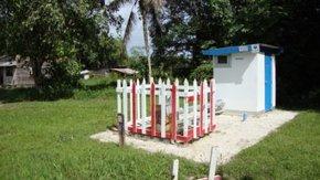 Drinking water programme in Surinam