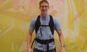 Working with the exoskeleton for field workers - two months later
