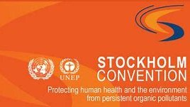 Boudewijn Fokke member of expert group on contaminated sites of the Stockholm Convention
