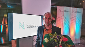 Project 'N470 - creating energy' wins prestigious award