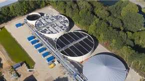 New flexible and sustainable way of water treatment