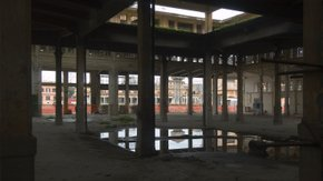Closure and redevelopment an old pesticide production facility in Italy