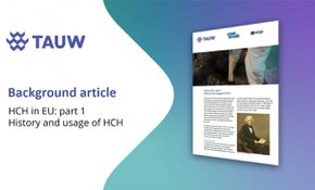 Background article HCH in EU (part 1) - History and usage of HCH
