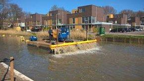 Assessment of water quality in Waterway 'De Vaart', The Netherlands