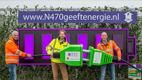 TAUW realises the most sustainable road in the Netherlands