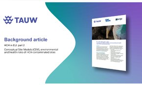 Background article HCH in EU (part 2)